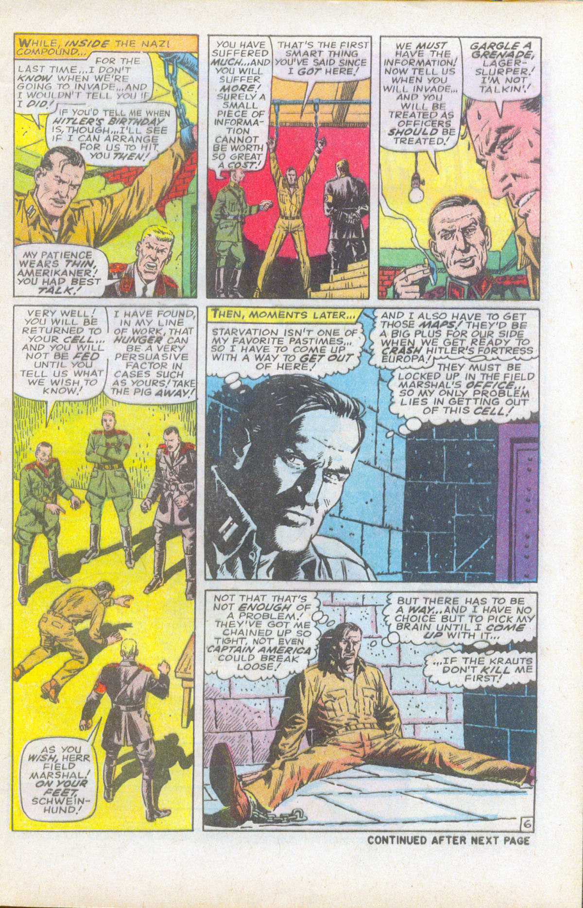 Read online Sgt. Fury comic -  Issue #61 - 9