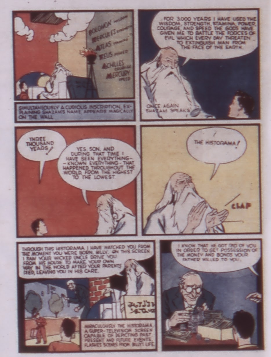 Read online WHIZ Comics comic -  Issue #1 - 6