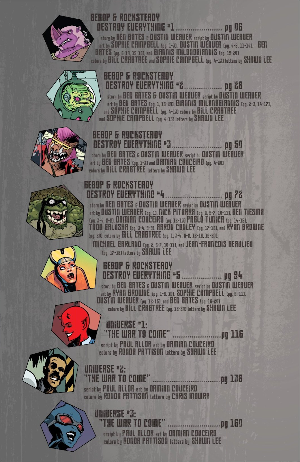 Read online Teenage Mutant Ninja Turtles: The IDW Collection comic -  Issue # TPB 8 (Part 1) - 5