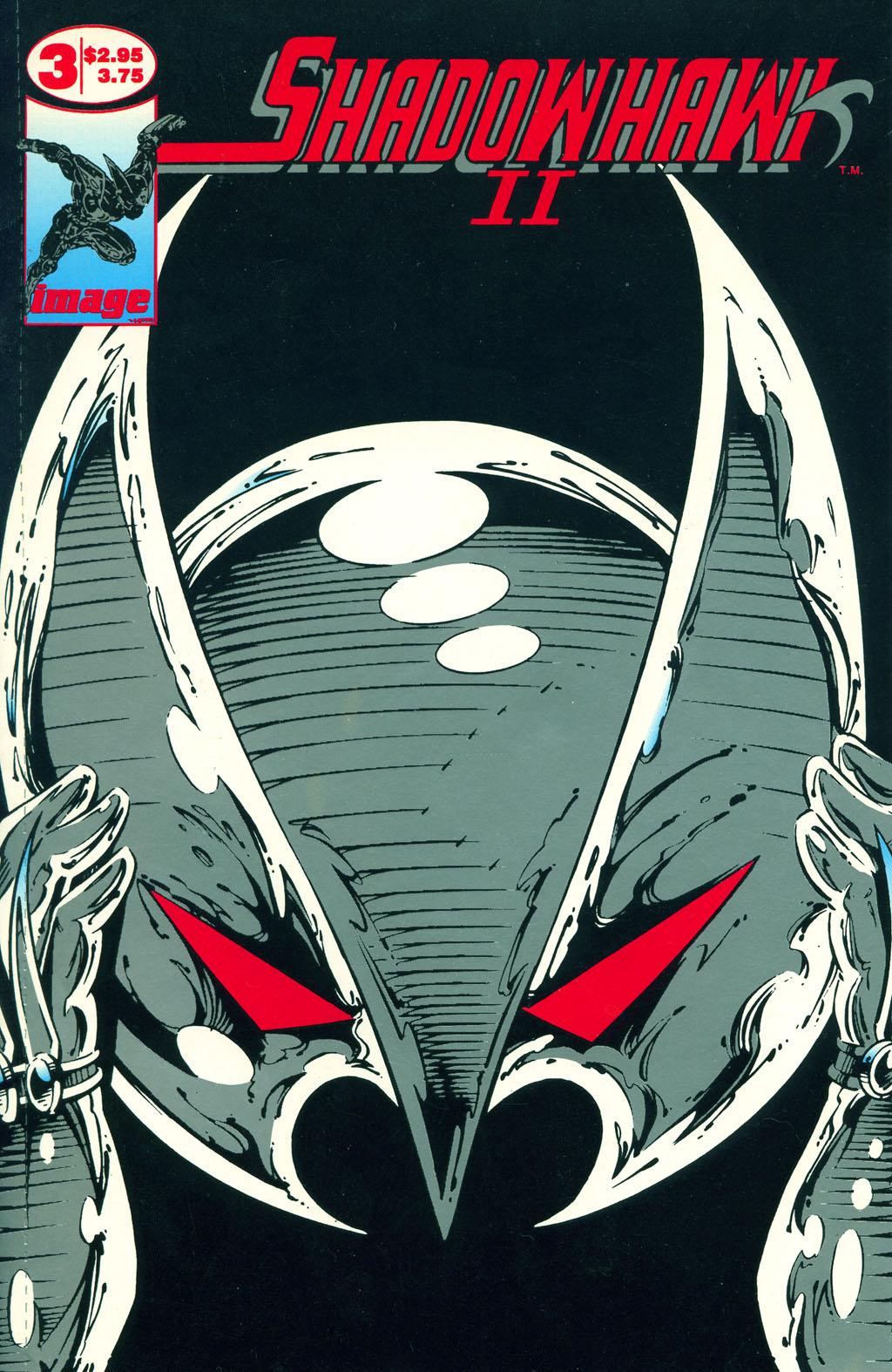 Read online ShadowHawk comic -  Issue #7 - 2