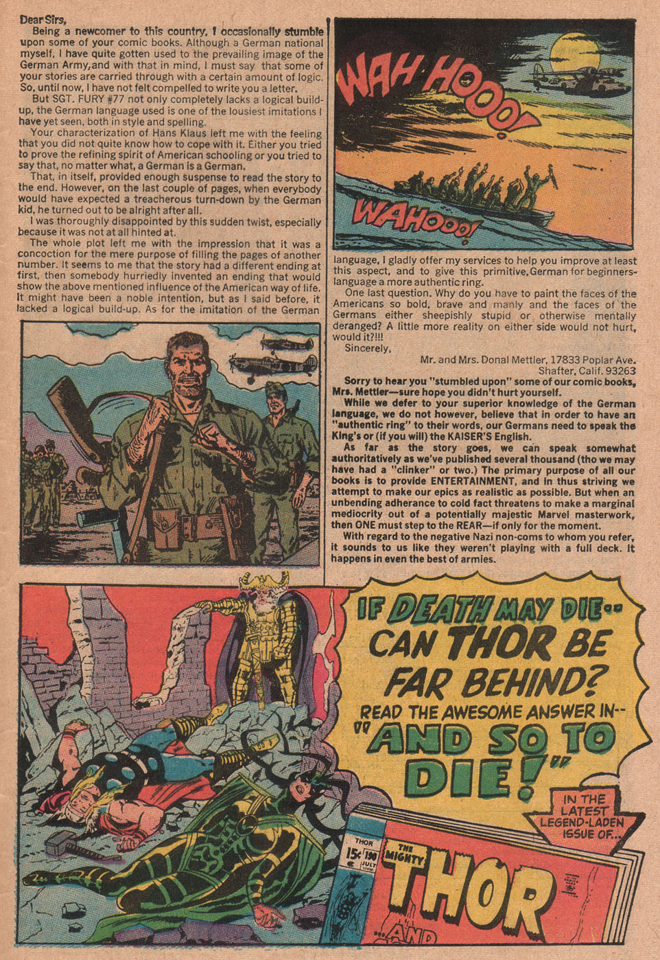 Read online Sgt. Fury comic -  Issue #90 - 33