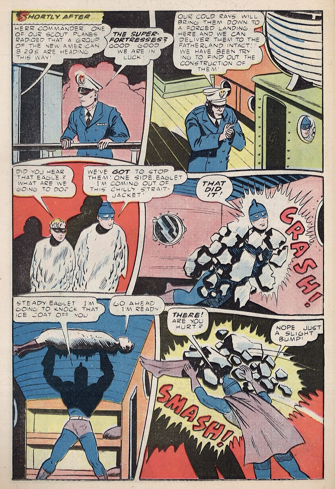 Exciting Comics (1940) issue 38 - Page 20