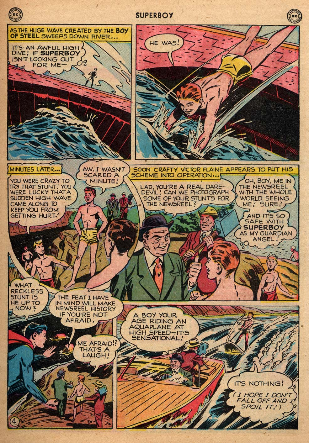 Superboy (1949) issue 3 - Page 17