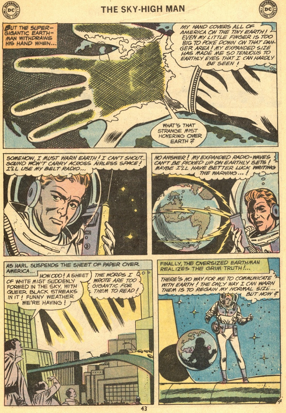 From Beyond the Unknown (1969) issue 9 - Page 45