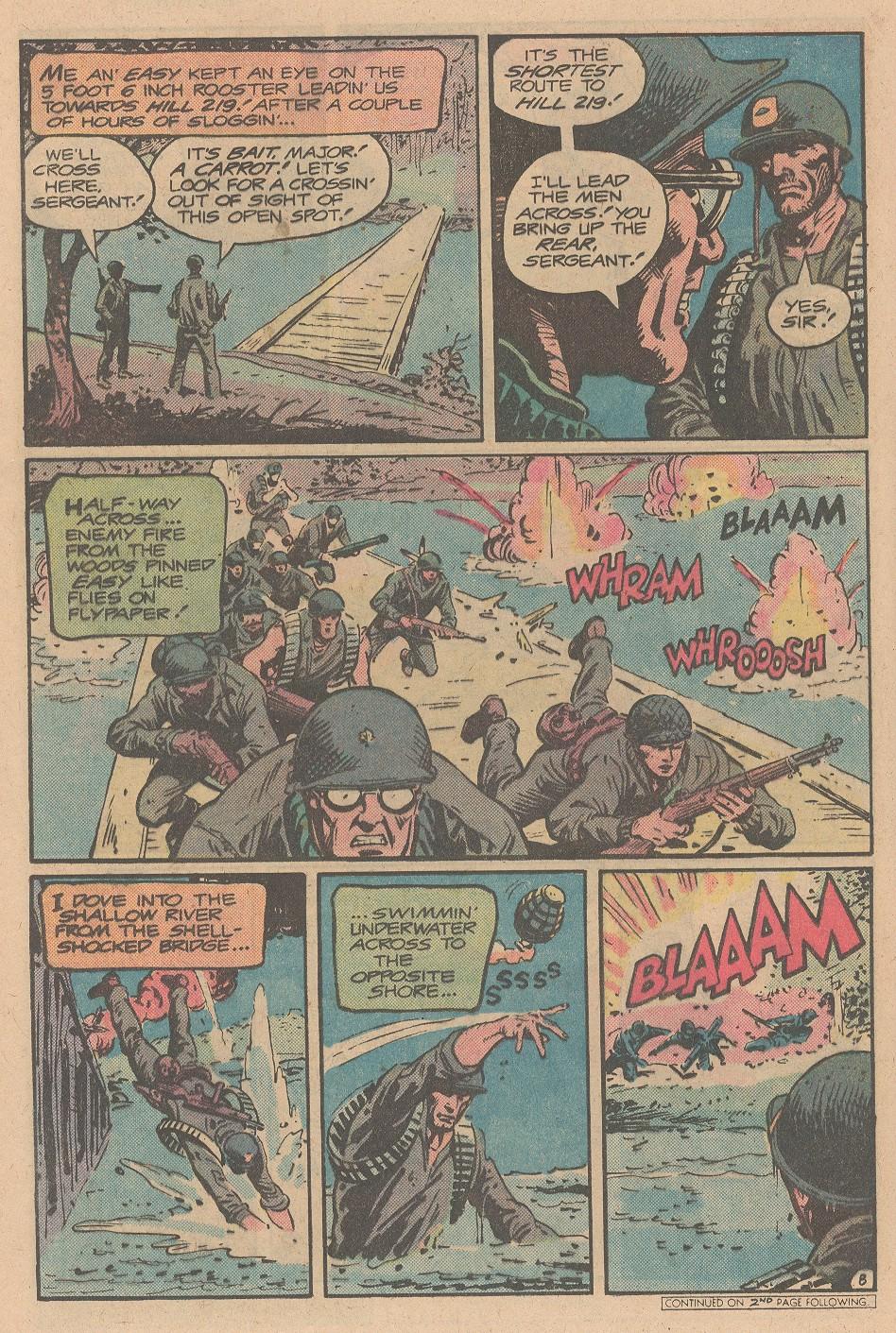 Read online Sgt. Rock comic -  Issue #353 - 9