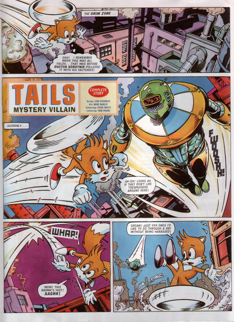 Read online Sonic the Comic comic -  Issue #83 - 19