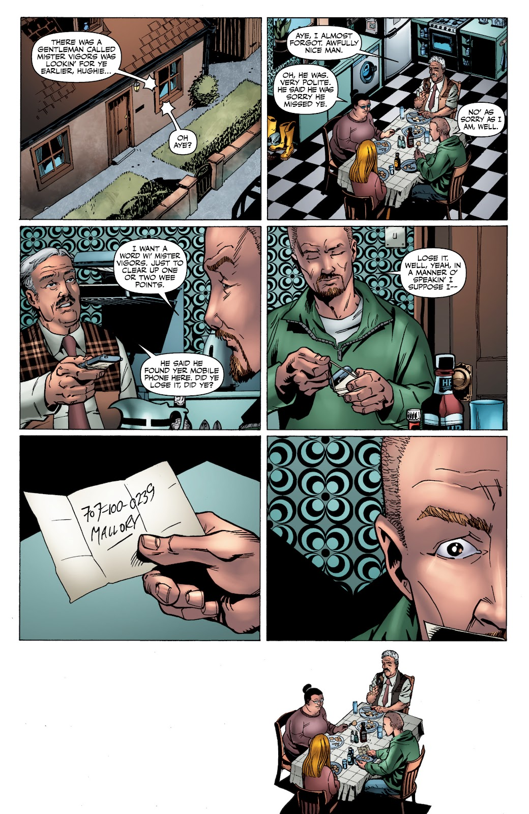 Read online The Boys Omnibus comic -  Issue # TPB 4 (Part 4) - 48