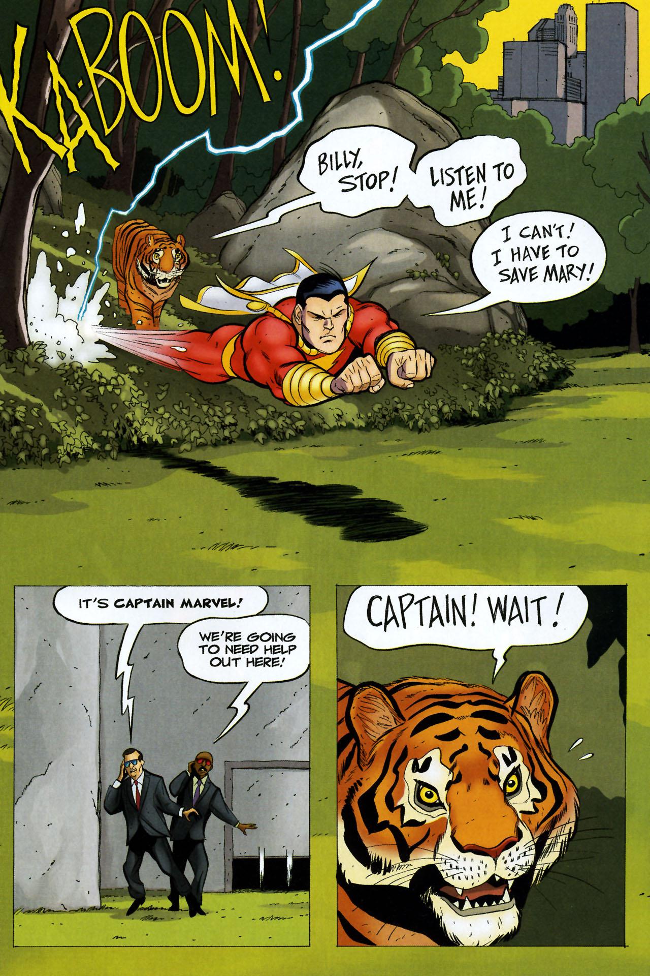Read online Shazam!: The Monster Society of Evil comic -  Issue #4 - 3