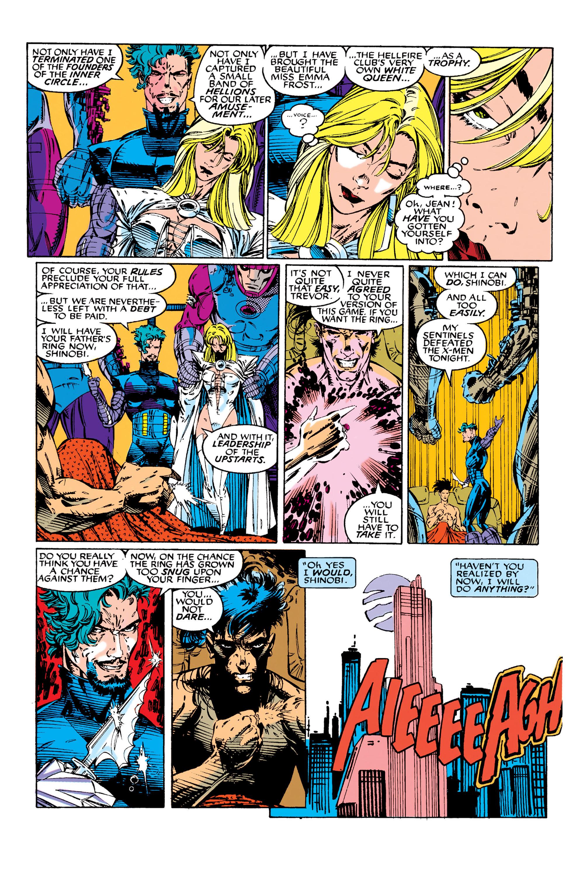 Read online Uncanny X-Men (1963) comic -  Issue #282 - 5