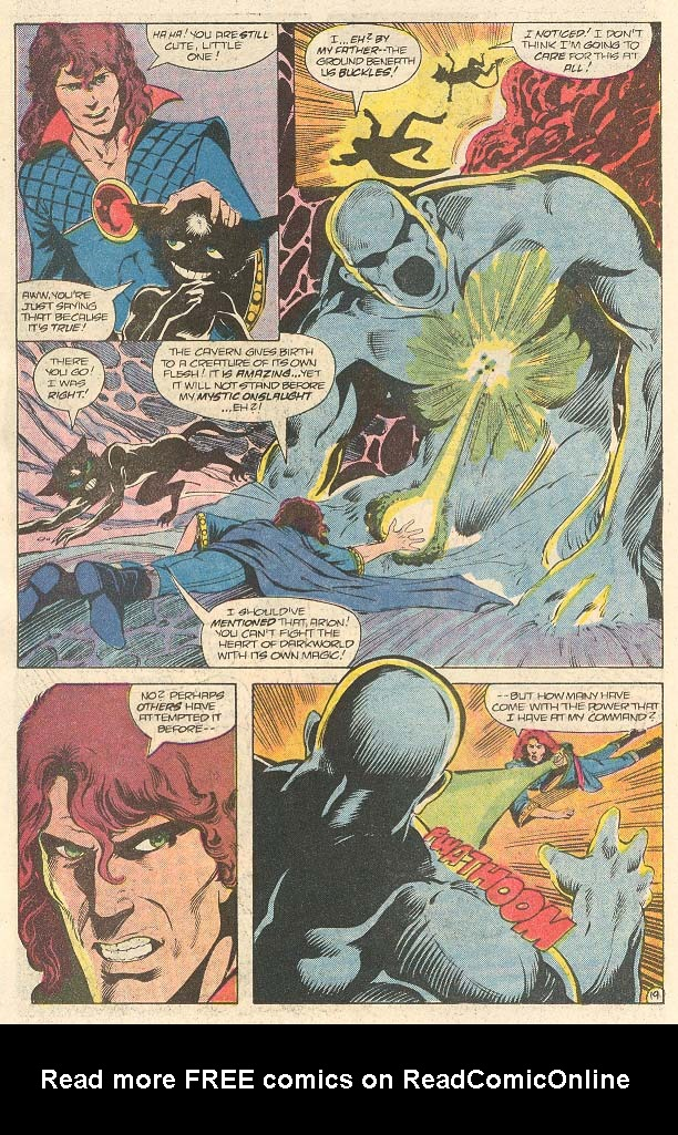 Read online Arion, Lord of Atlantis comic -  Issue #32 - 20
