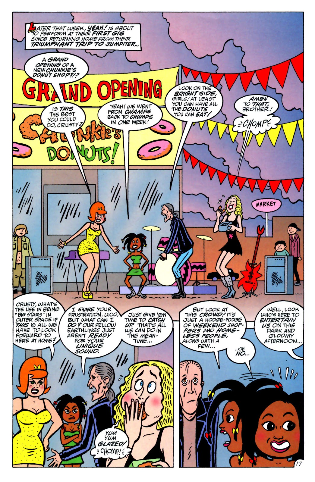 Read online Yeah! comic -  Issue #5 - 25