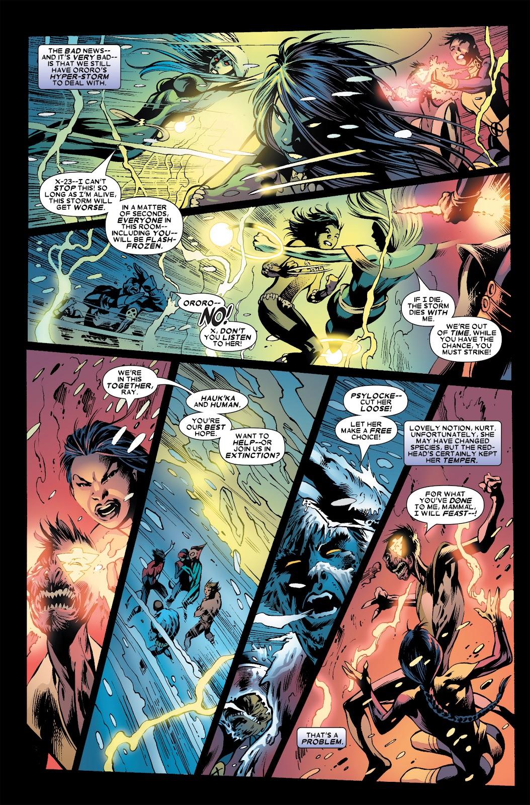 Uncanny X-Men (1963) issue 459 - Page 19
