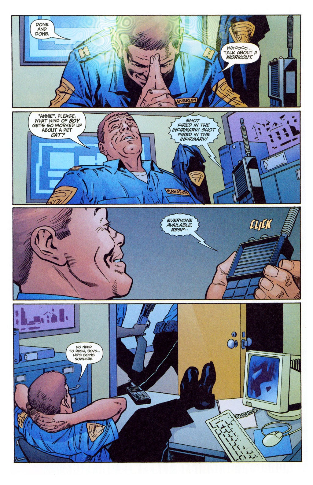 Bloodhound issue 7 - Page 18
