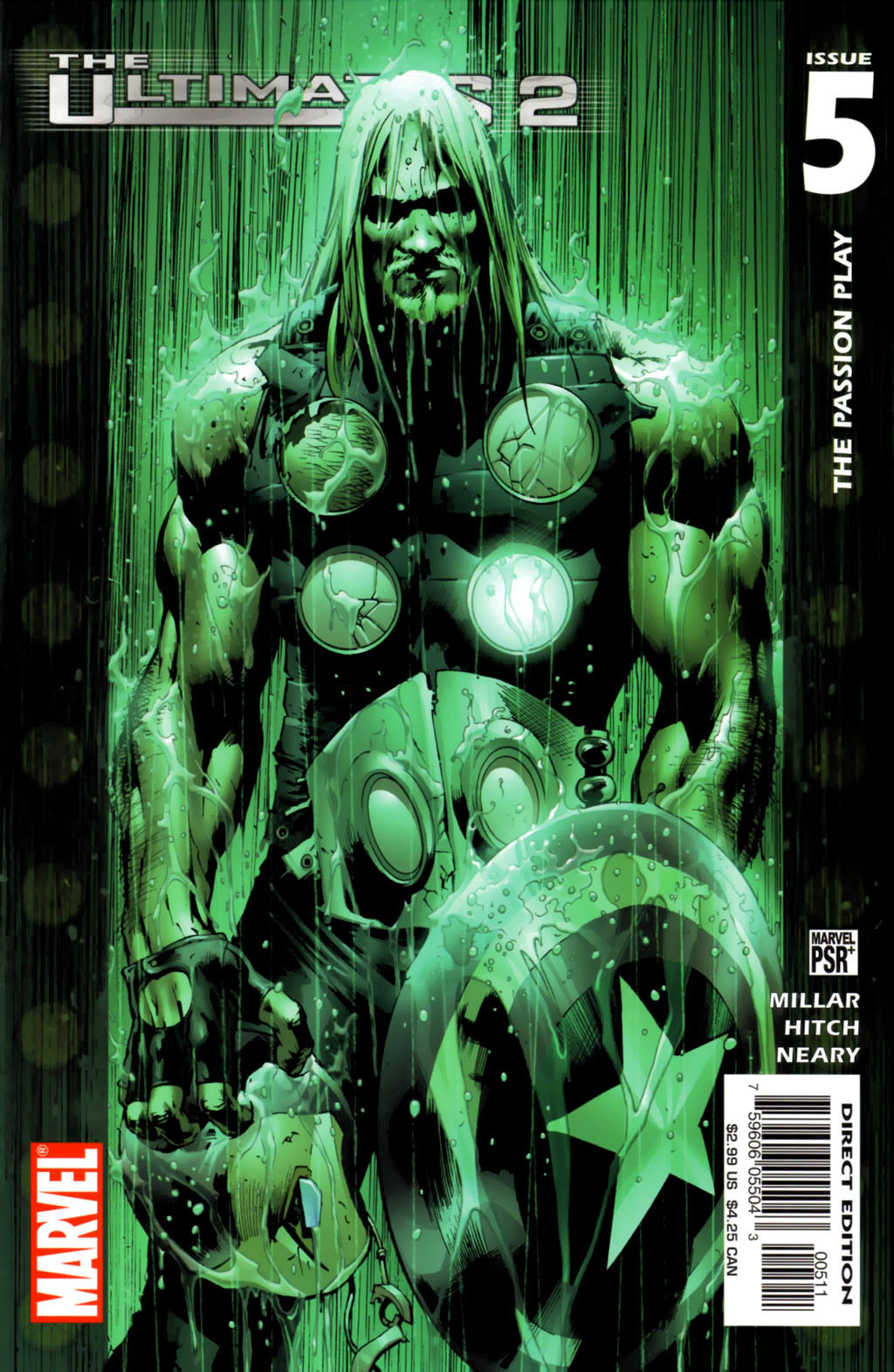 Read online Ultimates 2 comic -  Issue #5 - 1