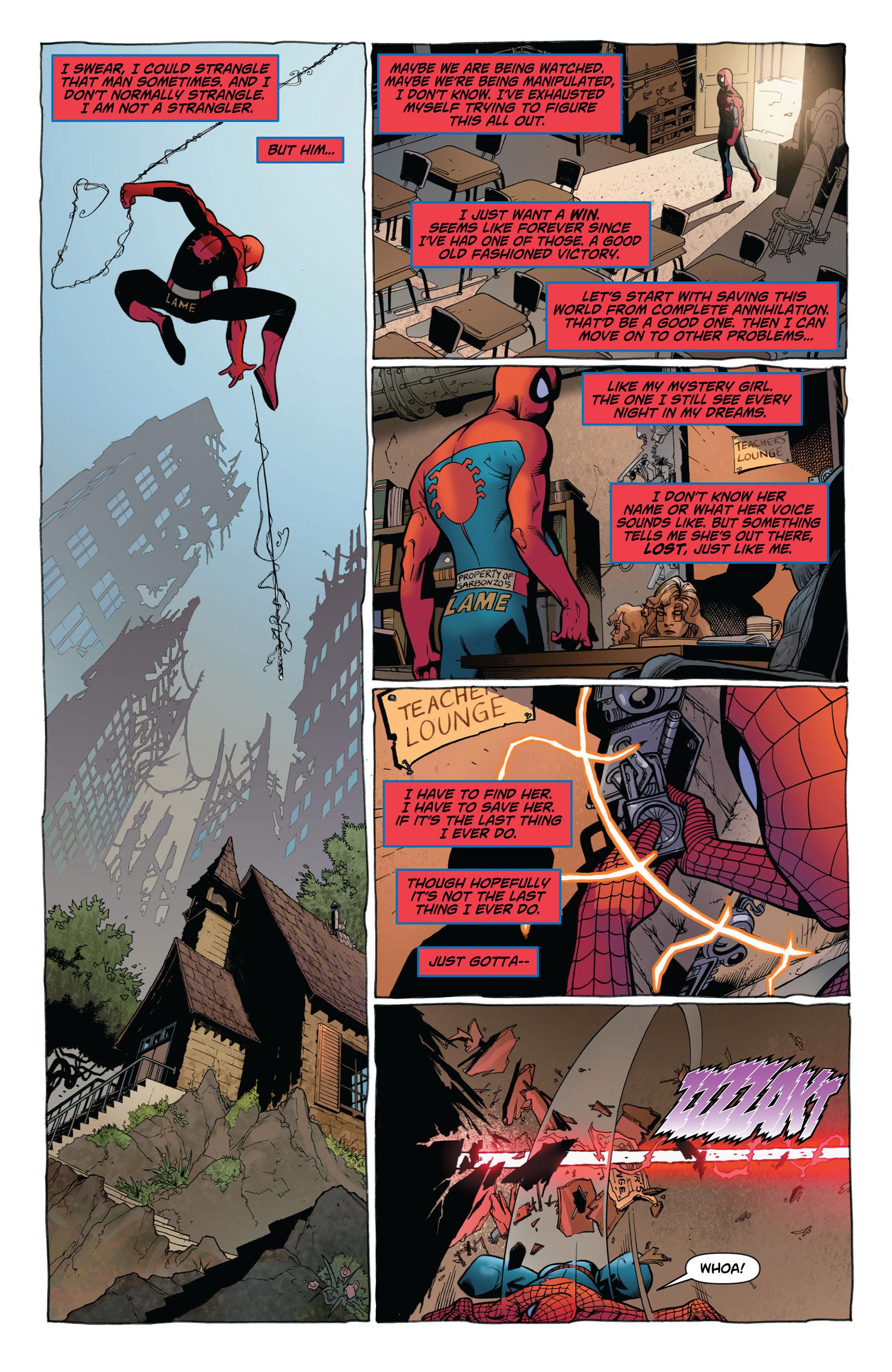 Read online Astonishing Spider-Man & Wolverine comic -  Issue #2 - 12