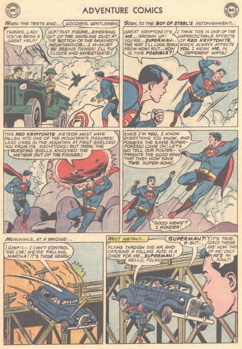 Read online Adventure Comics (1938) comic -  Issue #304 - 5