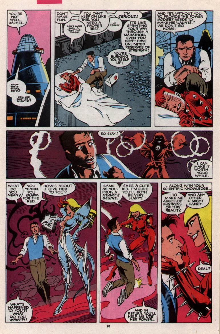 Excalibur (1988) issue 23 - Page 16