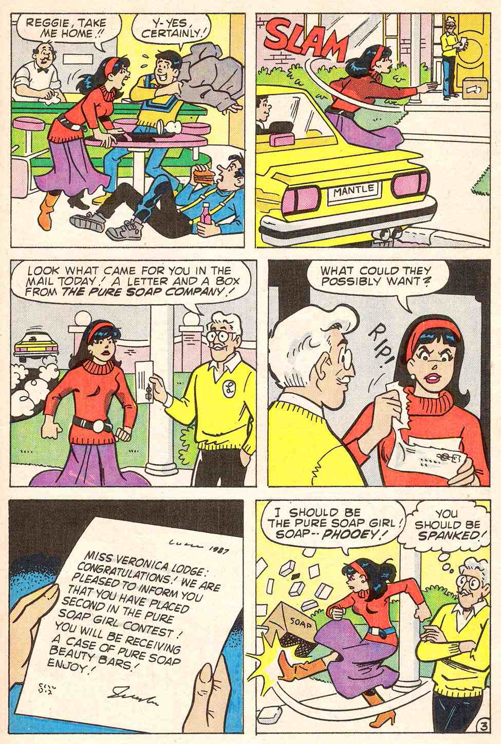 Read online Archie's Girls Betty and Veronica comic -  Issue #347 - 29