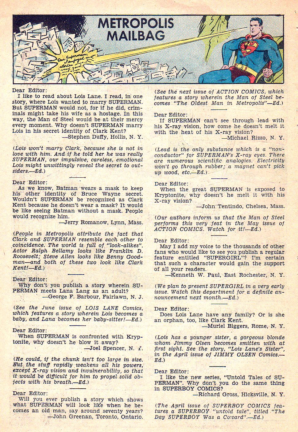 Read online Action Comics (1938) comic -  Issue #250 - 26
