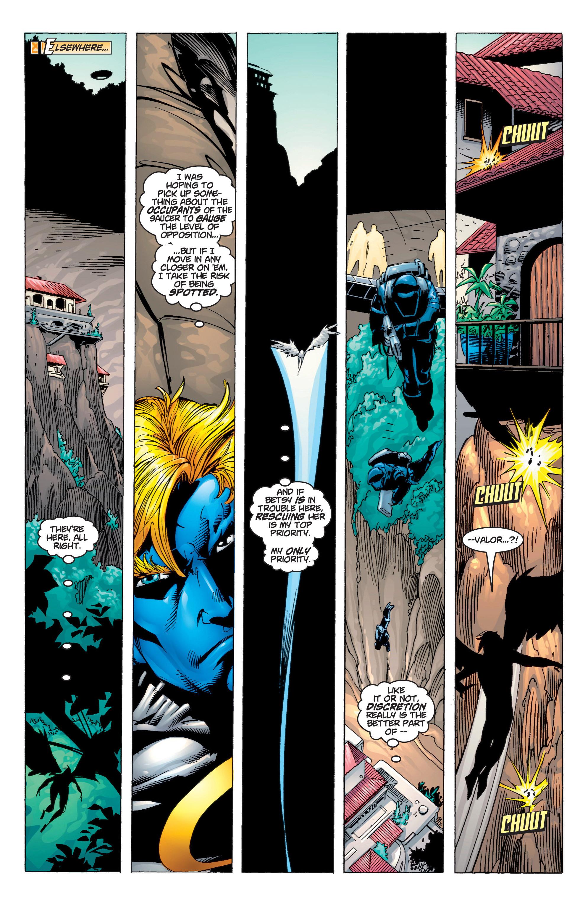 Read online Uncanny X-Men (1963) comic -  Issue #375 - 22