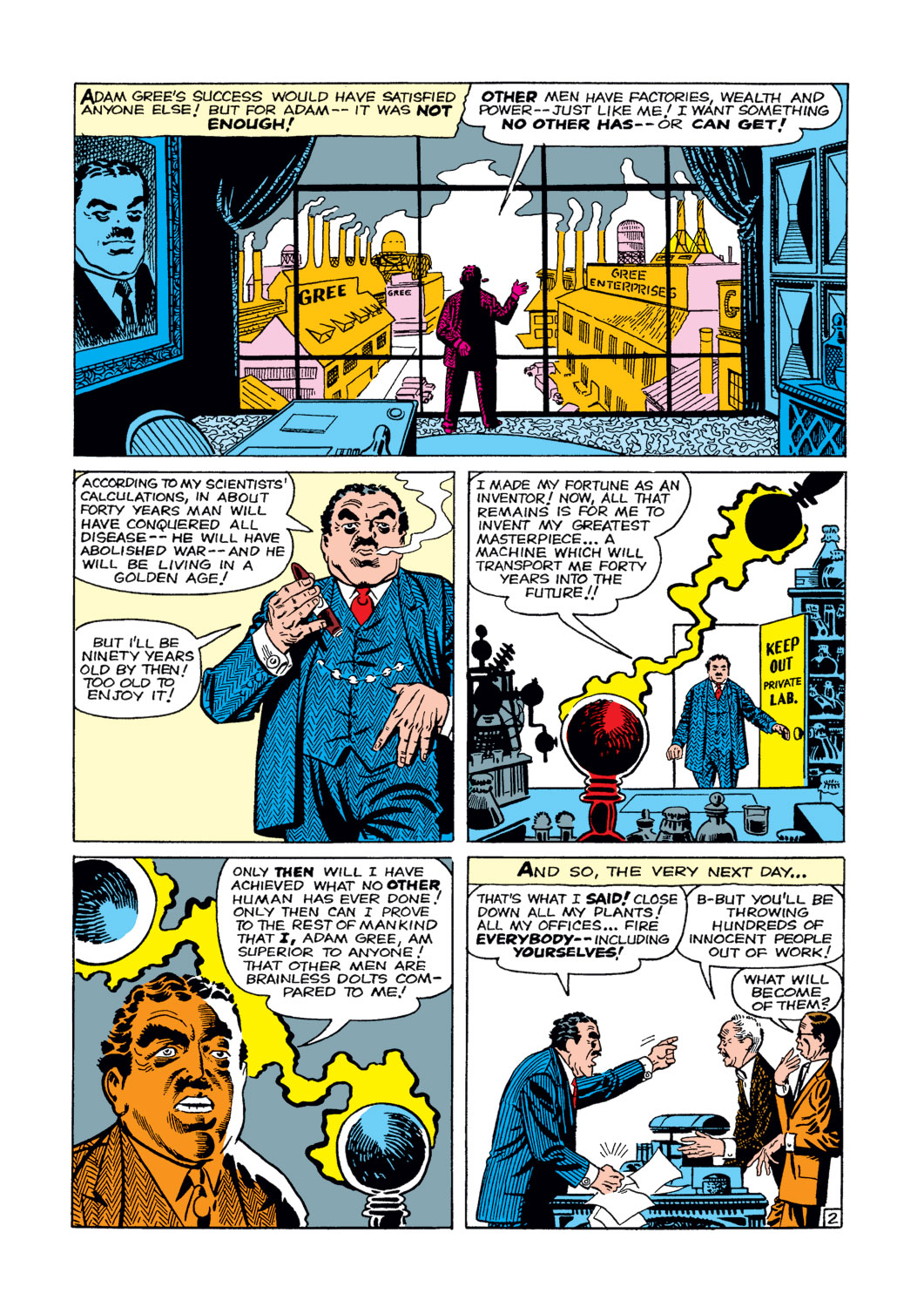 Tales to Astonish (1959) issue 20 - Page 23