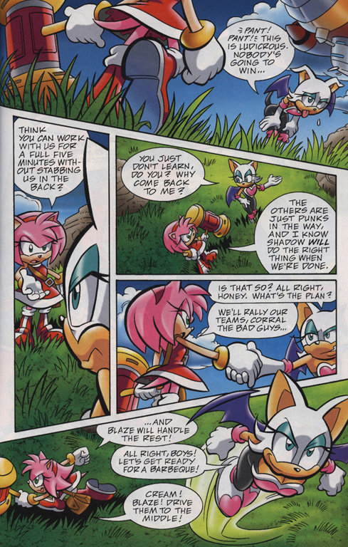 Read online Sonic Universe comic -  Issue #24 - 15