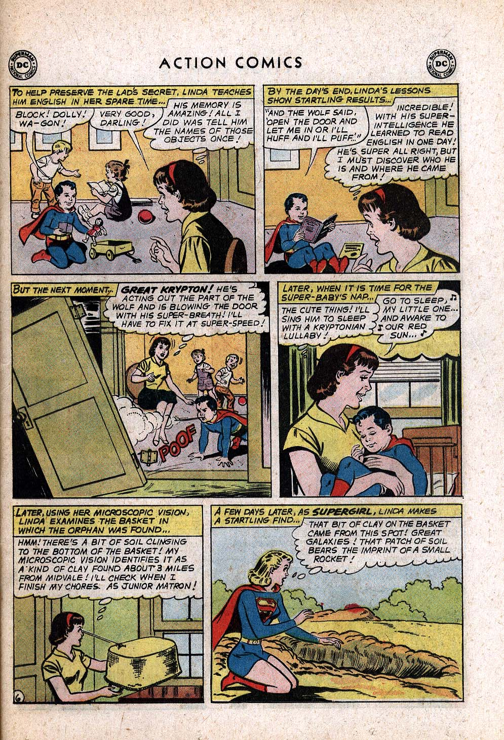Read online Action Comics (1938) comic -  Issue #299 - 25