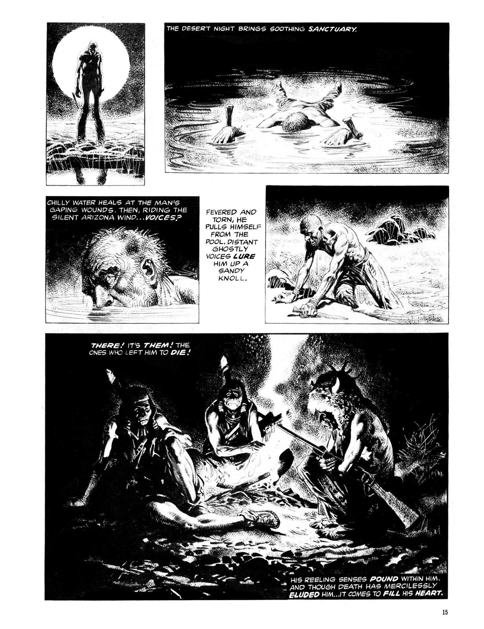Read online Eerie Archives comic -  Issue # TPB 13 - 16