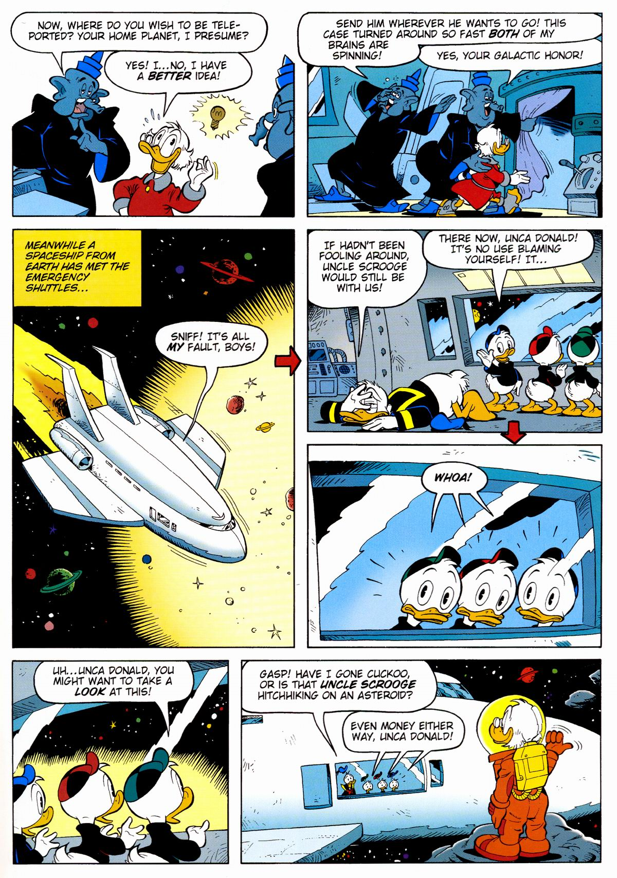 Read online Uncle Scrooge (1953) comic -  Issue #328 - 51