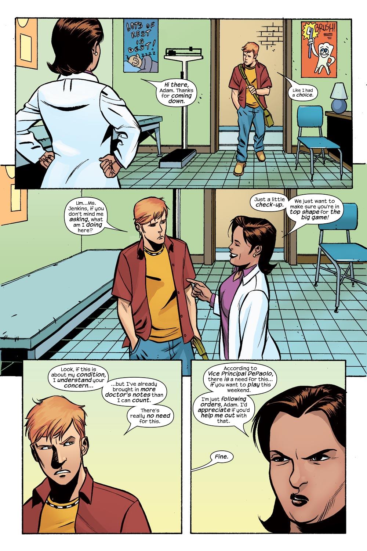Read online Machine Teen comic -  Issue #2 - 10