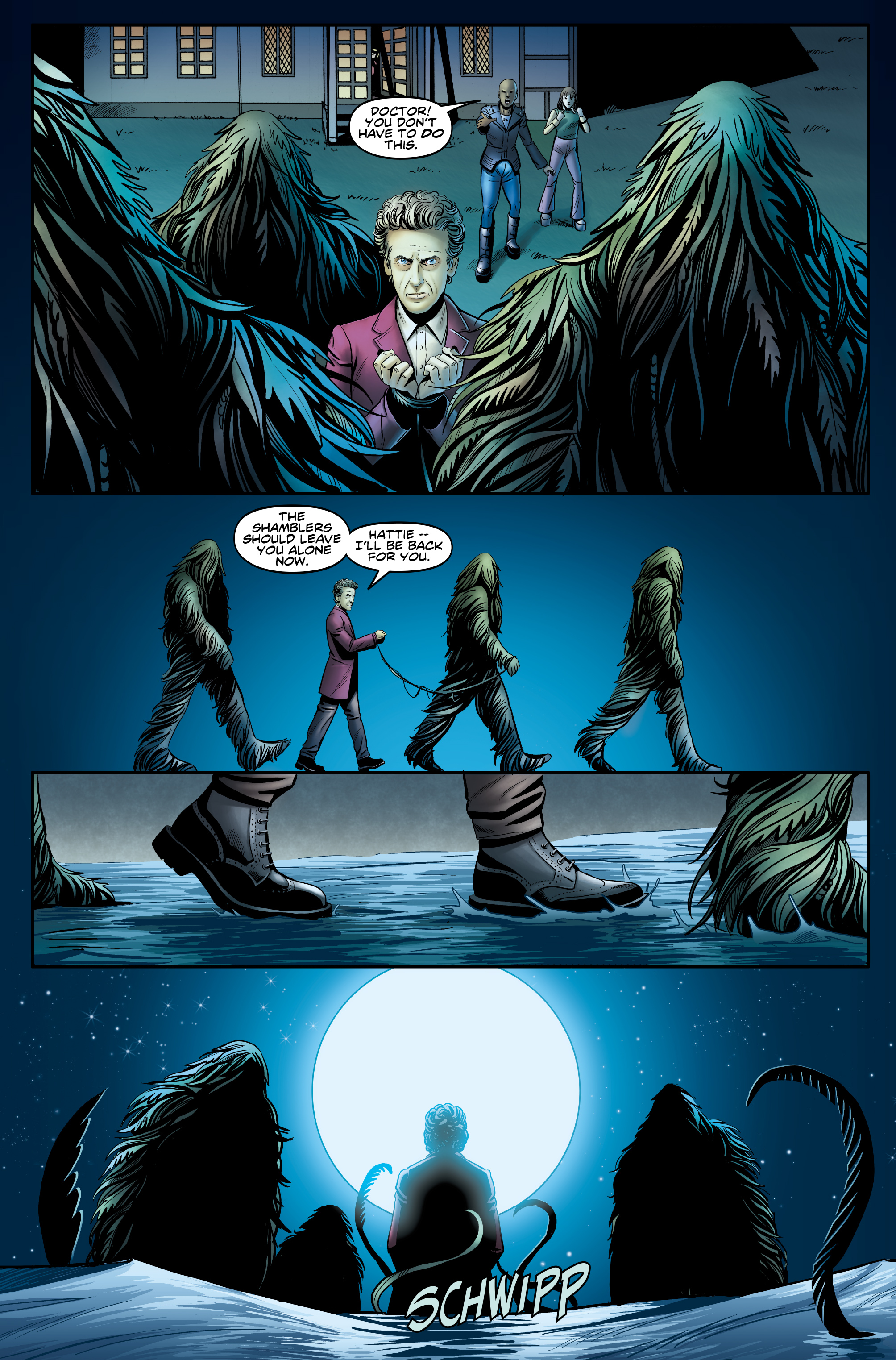 Read online Doctor Who: The Twelfth Doctor Year Three comic -  Issue #3 - 25