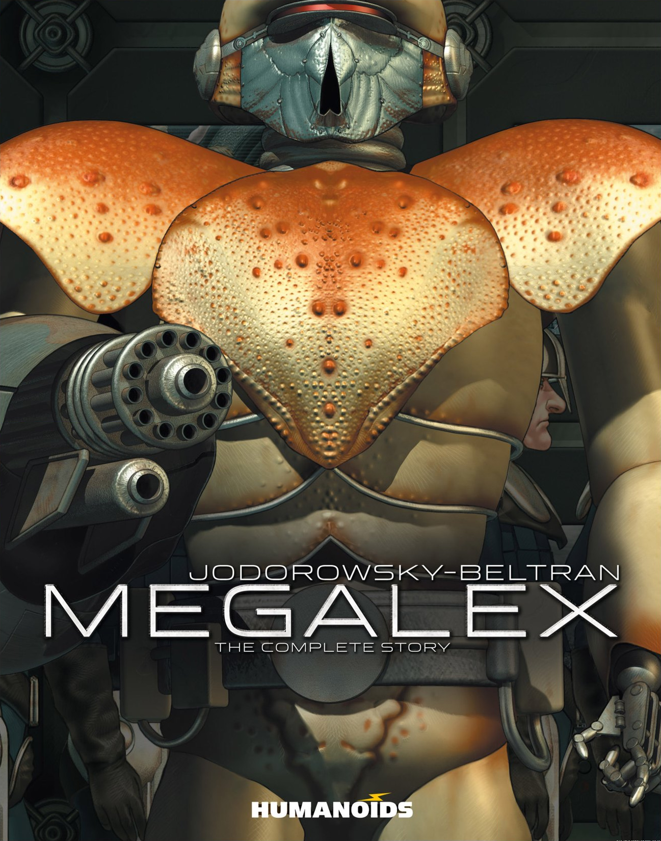 Read online Megalex (2014) comic -  Issue #1 - 2