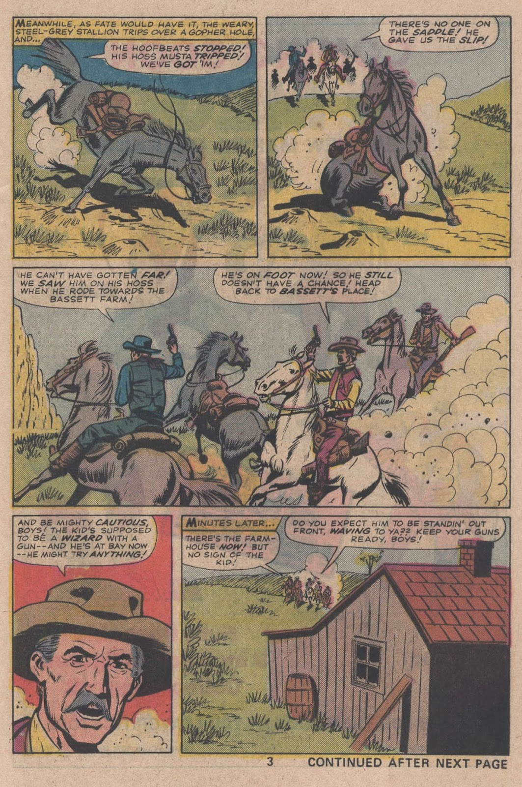 Kid Colt Outlaw issue 195 - Page 5