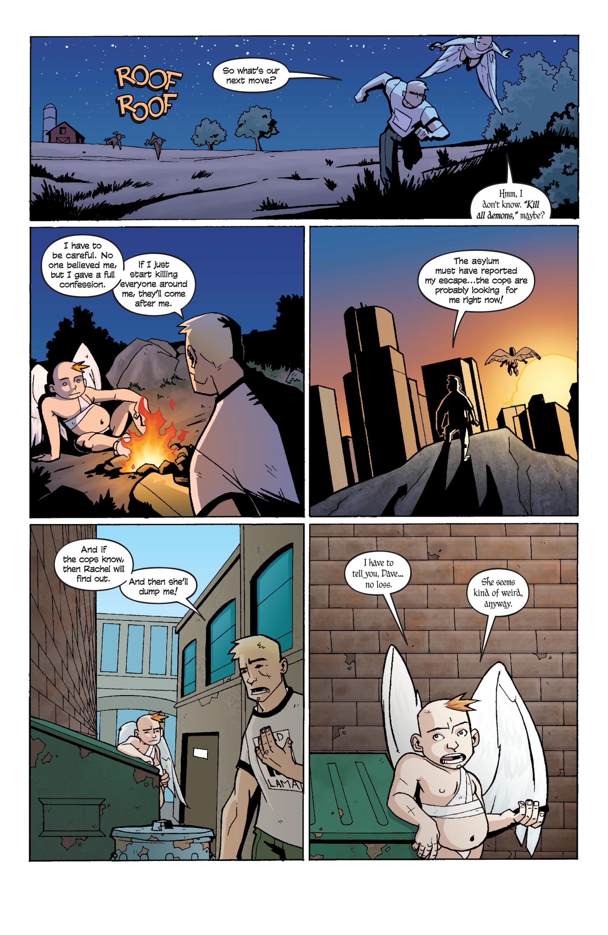 Read online Killer Of Demons comic -  Issue #2 - 17