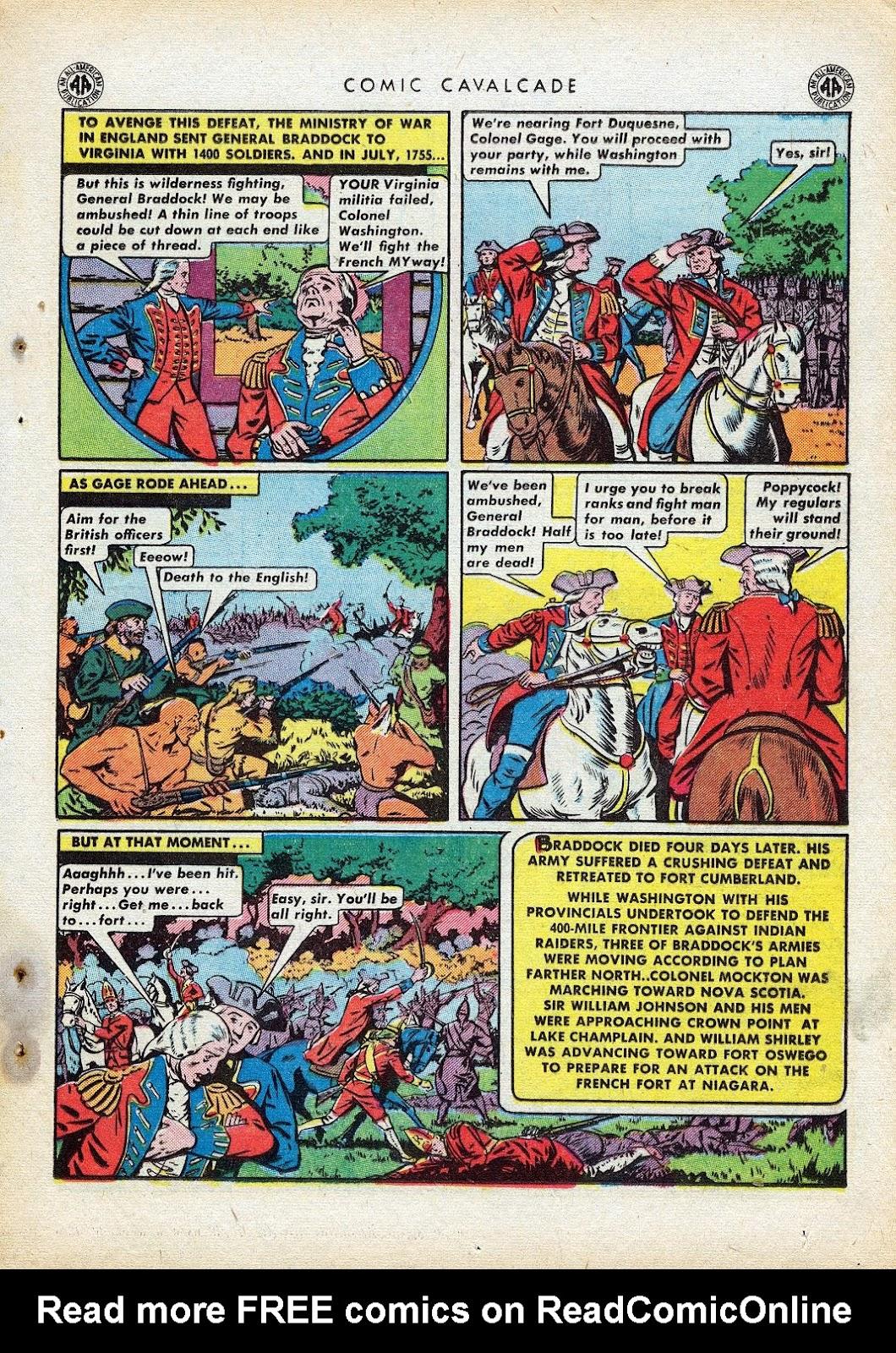 Comic Cavalcade issue 10 - Page 53