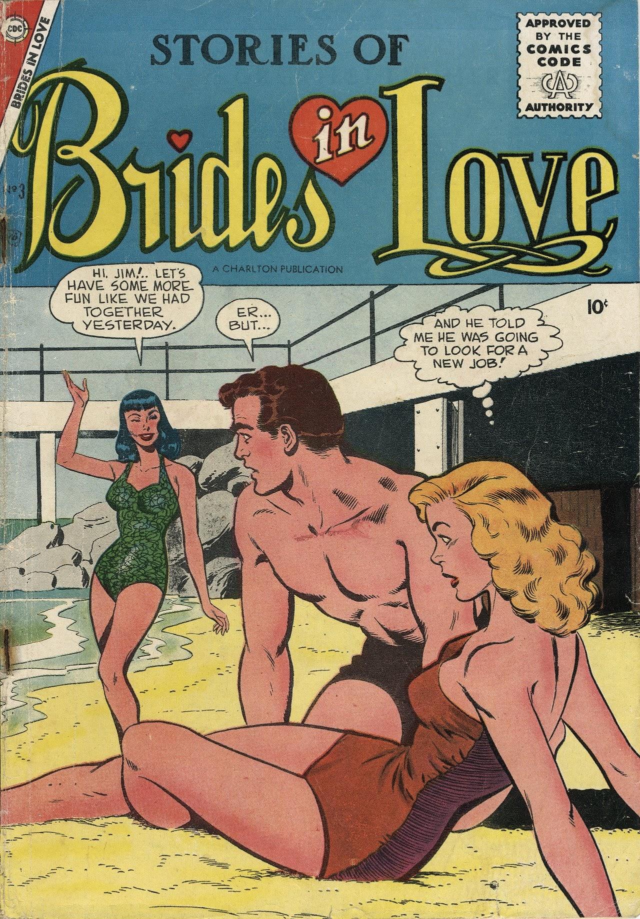 Brides in Love 3 Page 1