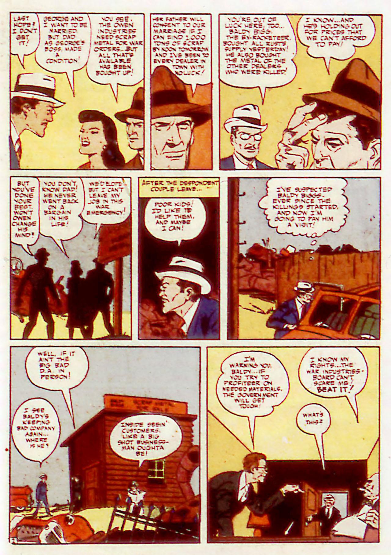 Read online Detective Comics (1937) comic -  Issue #71 - 51