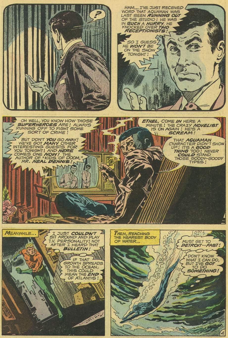 Read online Aquaman (1962) comic -  Issue #56 - 6