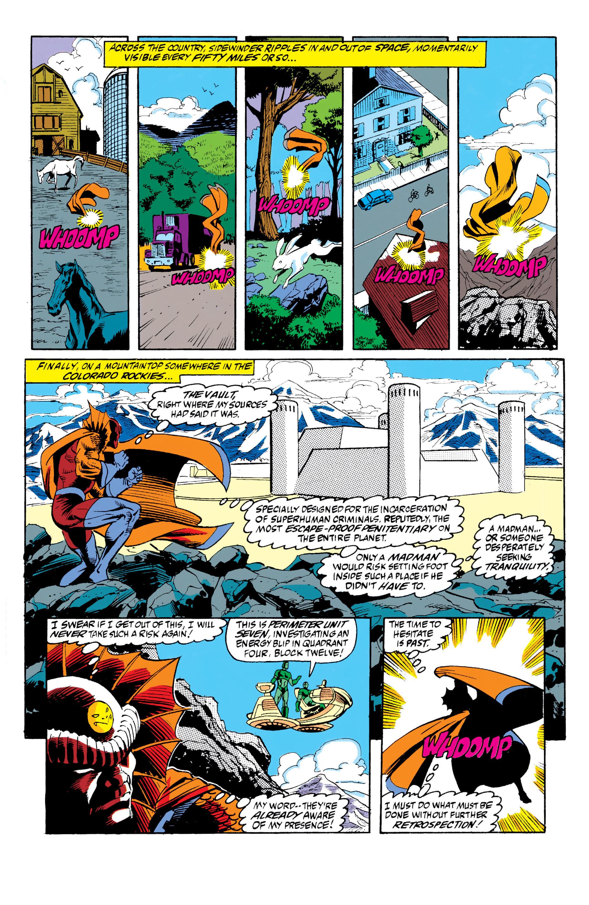 Read online Captain America (1968) comic -  Issue # _Annual 10 - 40