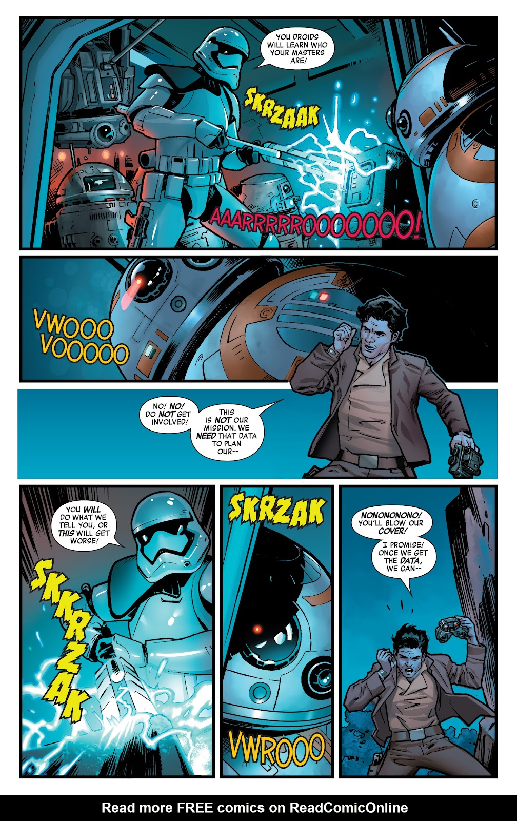 Read online Star Wars: Age of Republic: Heroes comic -  Issue # TPB - 112