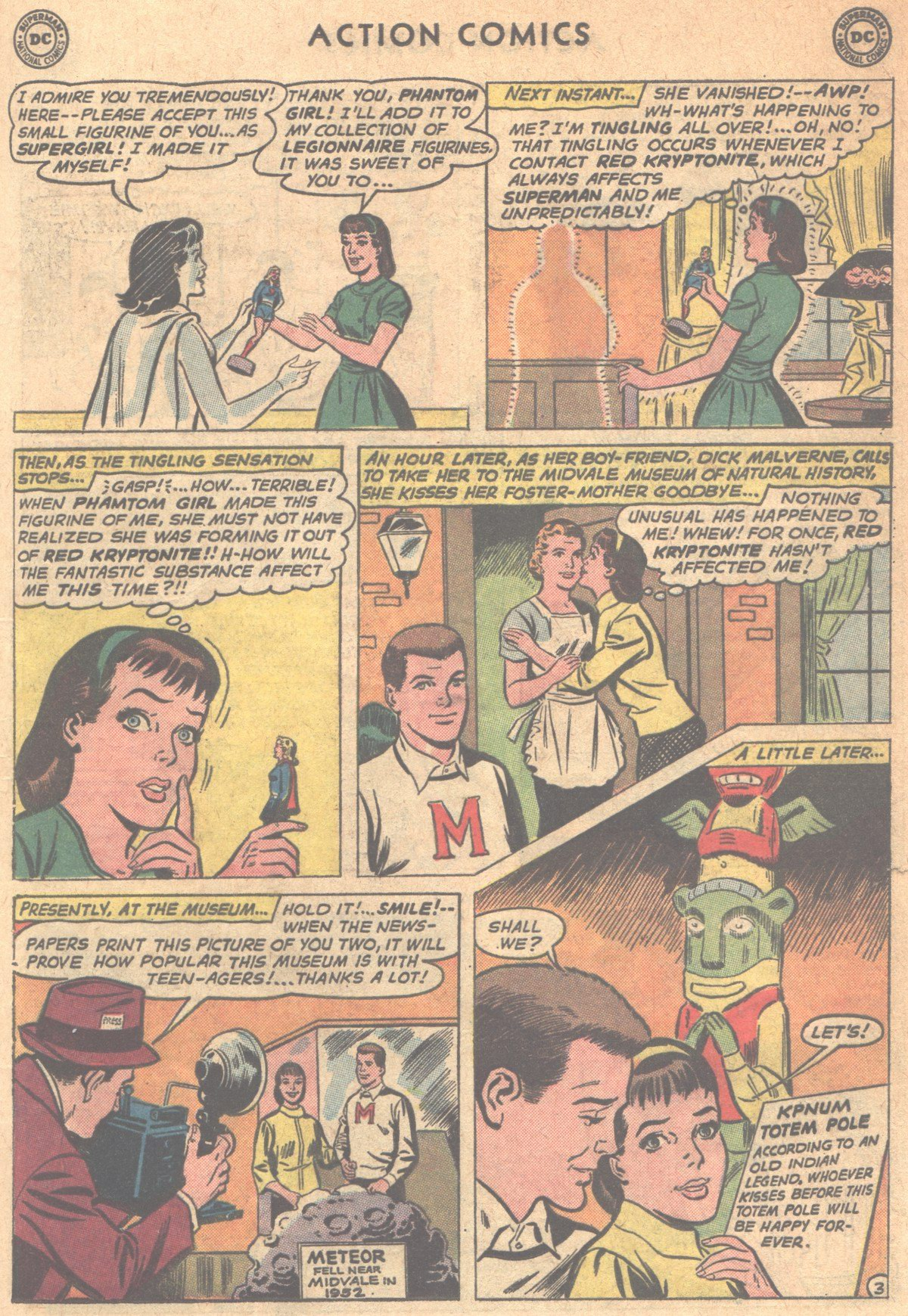 Read online Action Comics (1938) comic -  Issue #290 - 21