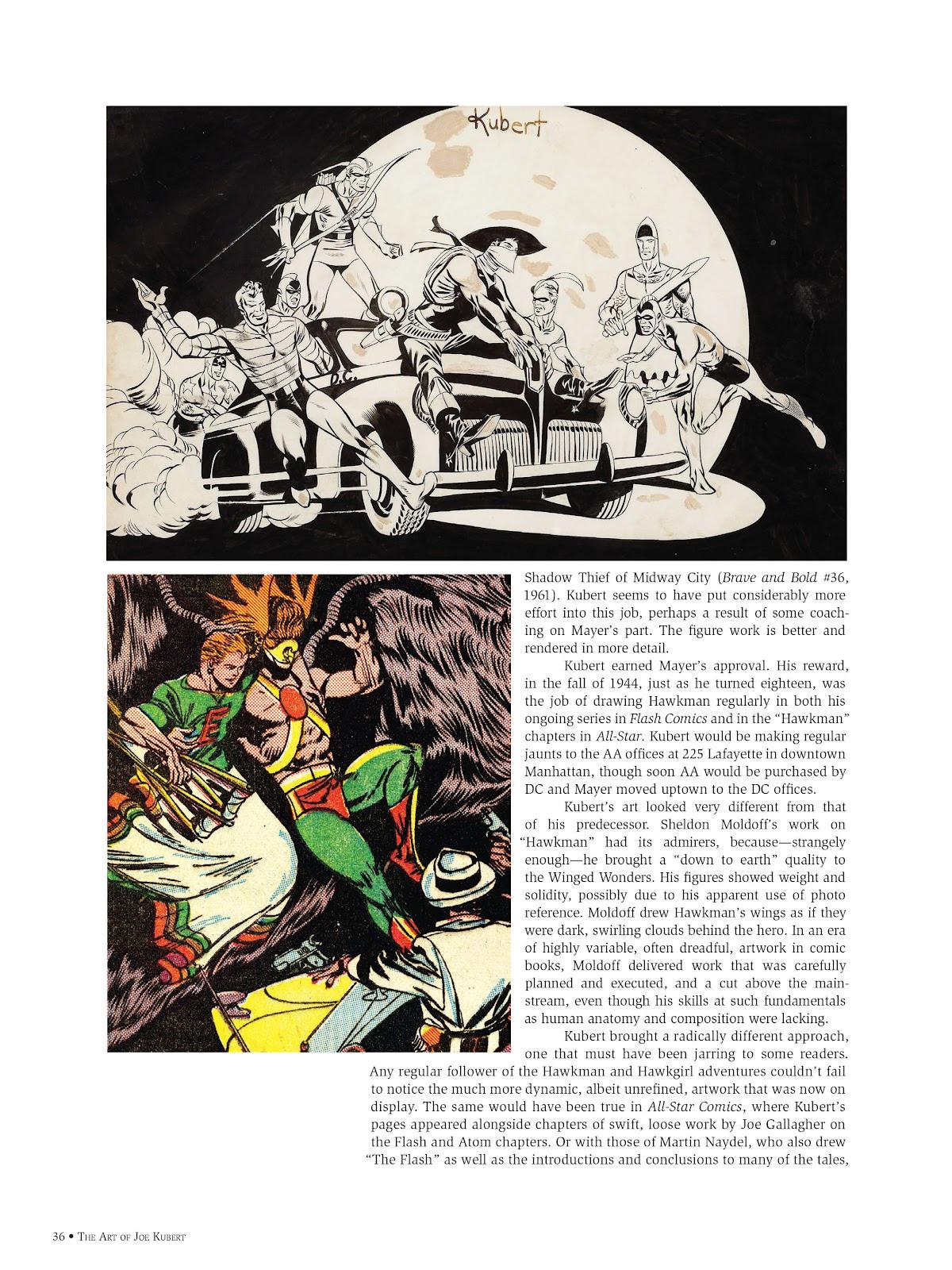 Read online The Art of Joe Kubert comic -  Issue # TPB (Part 1) - 35