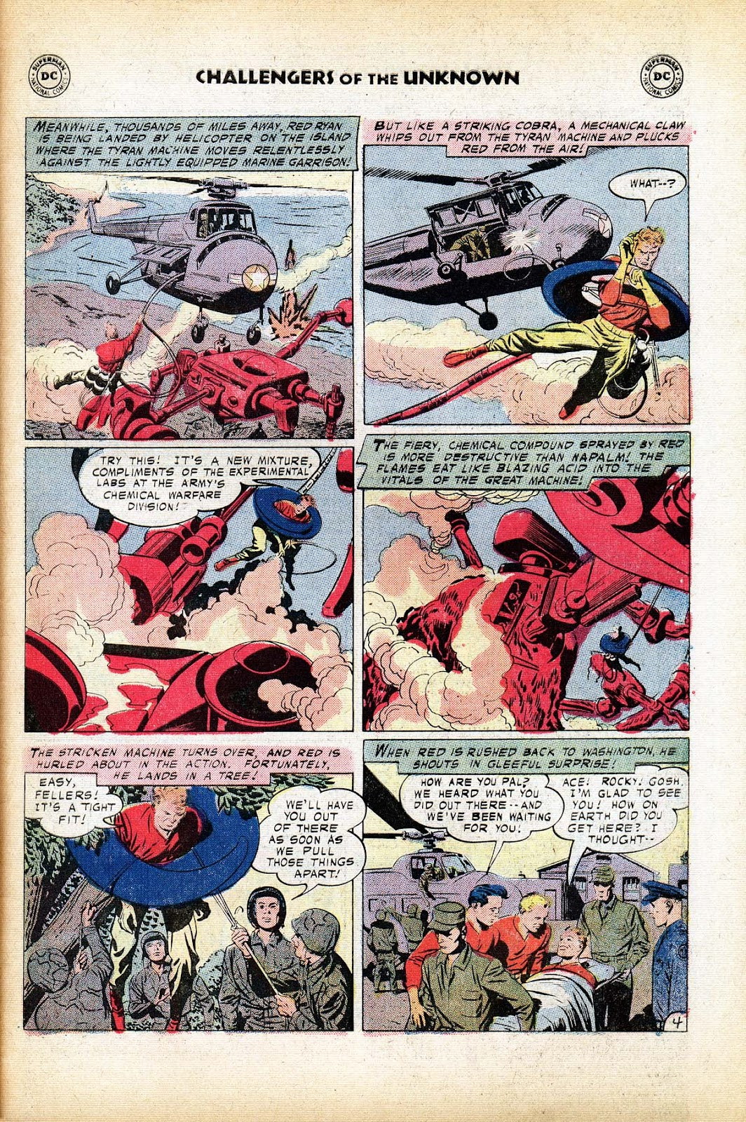 Challengers of the Unknown (1958) issue 80 - Page 31