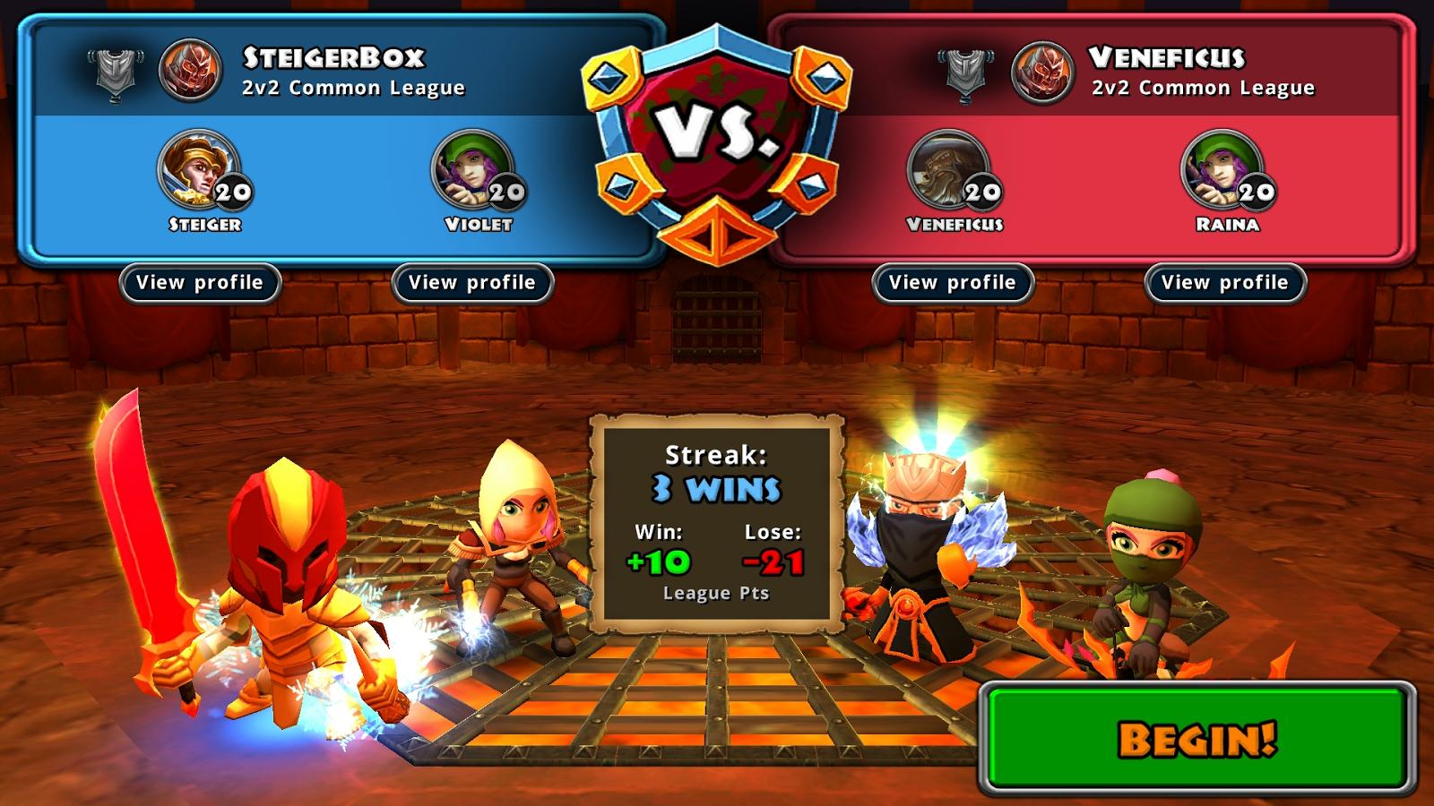 Game RPG Android offline terbaik dan ringan