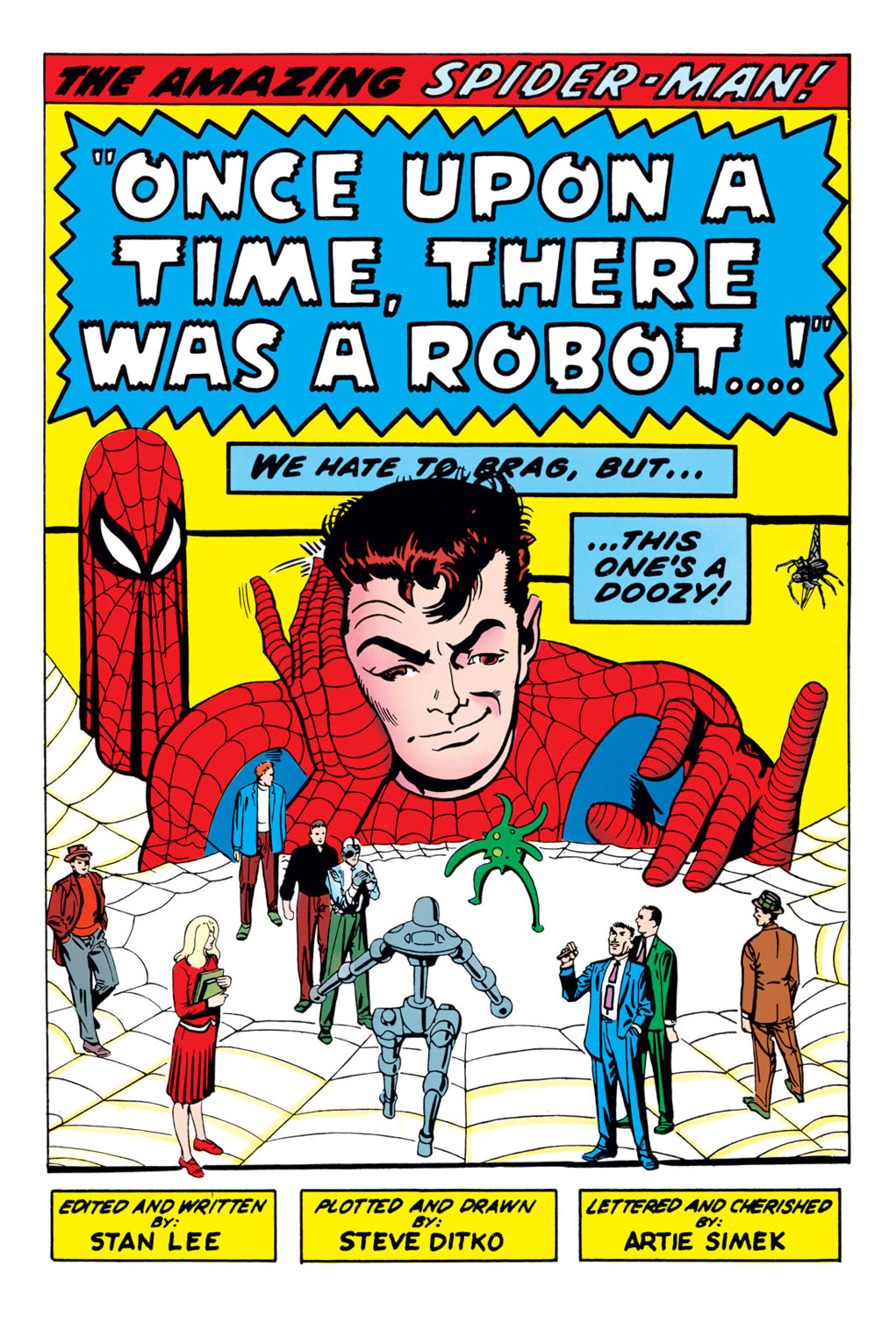 The Amazing Spider-Man (1963) 37 Page 1