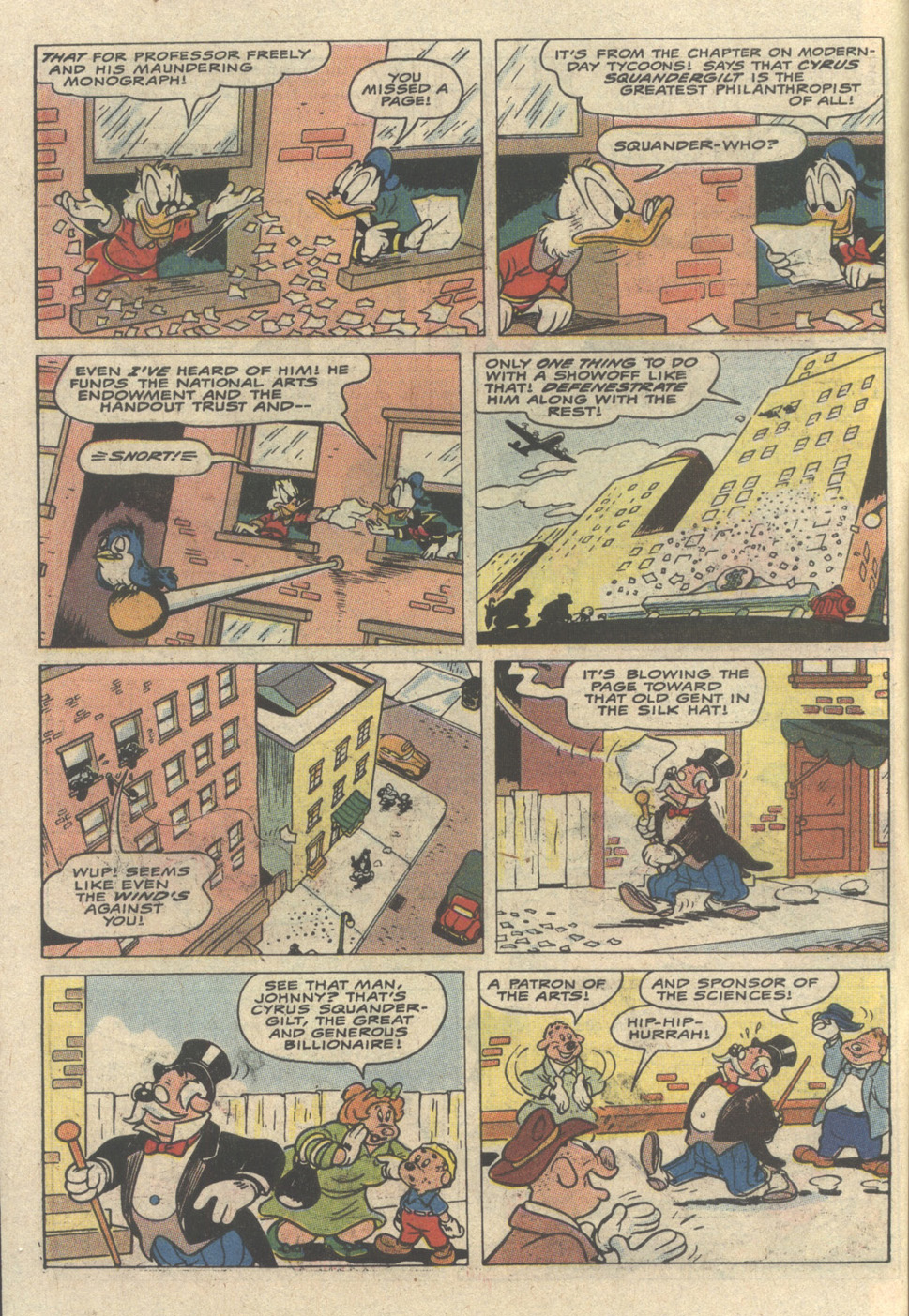 Read online Uncle Scrooge (1953) comic -  Issue #241 - 6