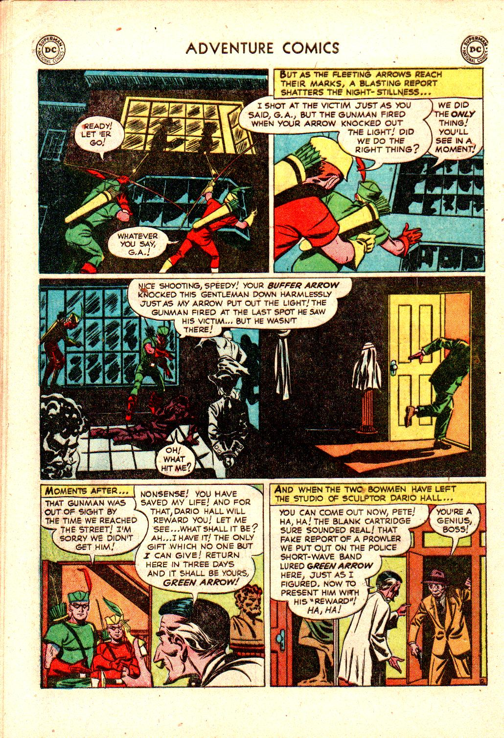 Read online Adventure Comics (1938) comic -  Issue #173 - 34