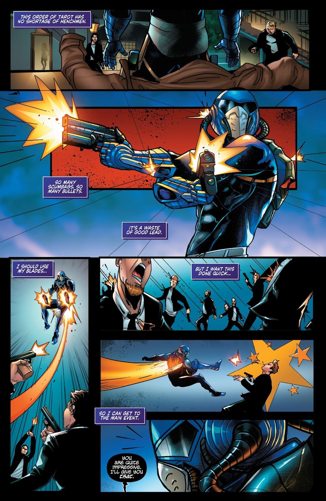 Read online Zodiac comic -  Issue #1 - 26