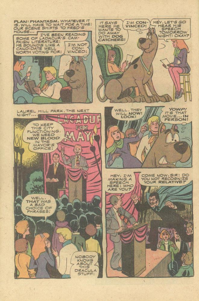 Read online Scooby-Doo... Mystery Comics comic -  Issue #25 - 6