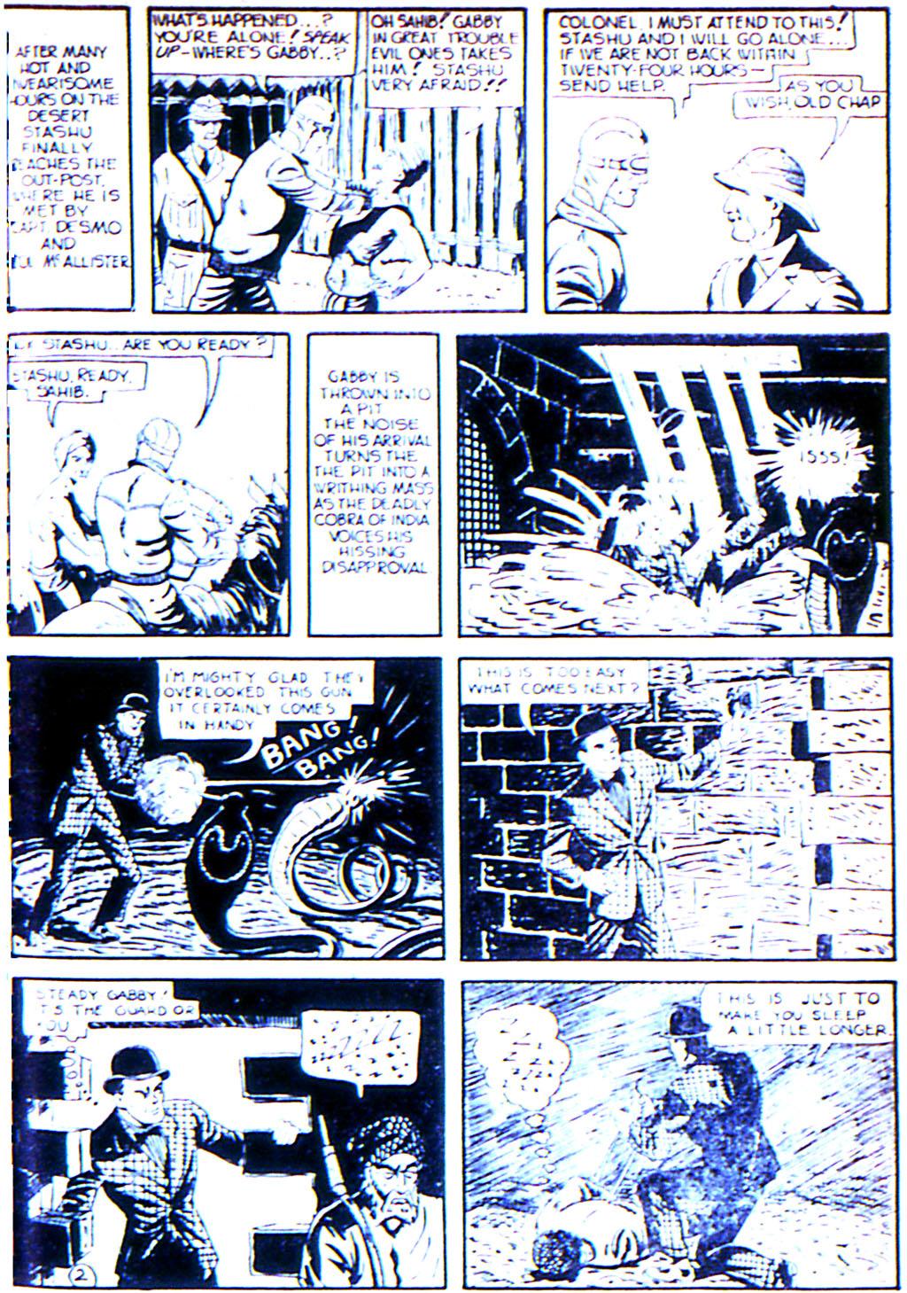 Read online Adventure Comics (1938) comic -  Issue #42 - 37